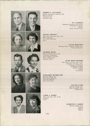 Page 16, 1947 Edition, Marietta High School - Orian Yearbook (Marietta, OH) online yearbook collection