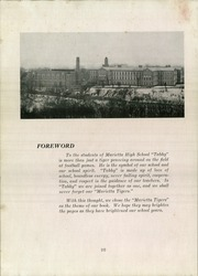 Page 6, 1947 Edition, Marietta High School - Orian Yearbook (Marietta, OH) online yearbook collection