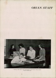 Page 9, 1947 Edition, Marietta High School - Orian Yearbook (Marietta, OH) online yearbook collection