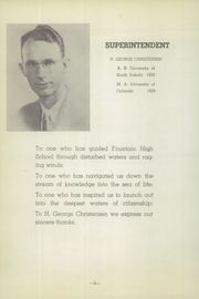 Page 14, 1948 Edition, Fountain Valley School - Owl Yearbook (Colorado Springs, CO) online yearbook collection