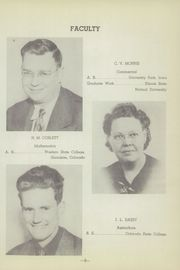 Page 15, 1948 Edition, Fountain Valley School - Owl Yearbook (Colorado Springs, CO) online yearbook collection