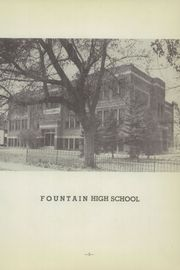 Page 9, 1948 Edition, Fountain Valley School - Owl Yearbook (Colorado Springs, CO) online yearbook collection