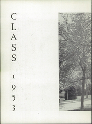 Page 6, 1953 Edition, Fountain Valley School - Owl Yearbook (Colorado Springs, CO) online yearbook collection