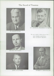 Page 10, 1957 Edition, Fountain Valley School - Owl Yearbook (Colorado Springs, CO) online yearbook collection