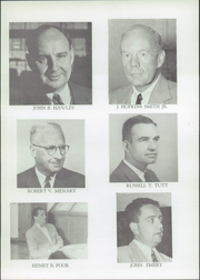 Page 11, 1957 Edition, Fountain Valley School - Owl Yearbook (Colorado Springs, CO) online yearbook collection