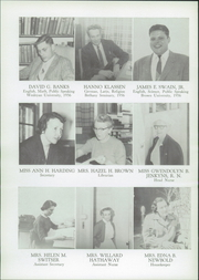 Page 14, 1957 Edition, Fountain Valley School - Owl Yearbook (Colorado Springs, CO) online yearbook collection