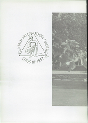 Page 6, 1957 Edition, Fountain Valley School - Owl Yearbook (Colorado Springs, CO) online yearbook collection