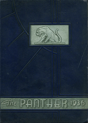 Page 1, 1936 Edition, R L Paschal High School - Panther Yearbook (Fort Worth, TX) online yearbook collection