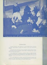Page 7, 1936 Edition, R L Paschal High School - Panther Yearbook (Fort Worth, TX) online yearbook collection