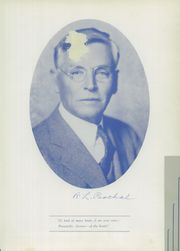 Page 9, 1936 Edition, R L Paschal High School - Panther Yearbook (Fort Worth, TX) online yearbook collection