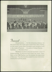 Page 6, 1946 Edition, R L Paschal High School - Panther Yearbook (Fort Worth, TX) online yearbook collection