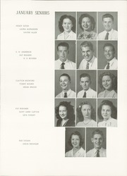 Page 17, 1947 Edition, R L Paschal High School - Panther Yearbook (Fort Worth, TX) online yearbook collection