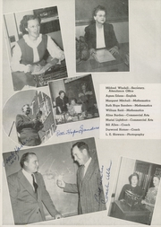 Page 14, 1948 Edition, R L Paschal High School - Panther Yearbook (Fort Worth, TX) online yearbook collection