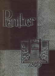 R L Paschal High School - Panther Yearbook (Fort Worth, TX) online yearbook collection, 1953 Edition, Page 1