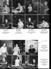 Page 11, 1954 Edition, R L Paschal High School - Panther Yearbook (Fort Worth, TX) online yearbook collection