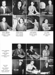 Page 12, 1954 Edition, R L Paschal High School - Panther Yearbook (Fort Worth, TX) online yearbook collection