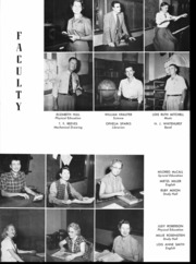 Page 14, 1954 Edition, R L Paschal High School - Panther Yearbook (Fort Worth, TX) online yearbook collection