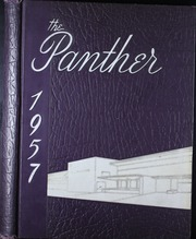R L Paschal High School - Panther Yearbook (Fort Worth, TX) online yearbook collection, 1957 Edition, Page 1