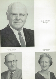 Page 14, 1958 Edition, R L Paschal High School - Panther Yearbook (Fort Worth, TX) online yearbook collection