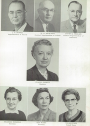 Page 15, 1958 Edition, R L Paschal High School - Panther Yearbook (Fort Worth, TX) online yearbook collection
