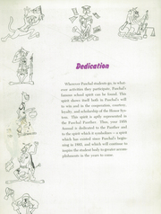 Page 8, 1958 Edition, R L Paschal High School - Panther Yearbook (Fort Worth, TX) online yearbook collection