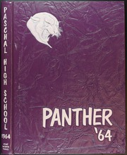 R L Paschal High School - Panther Yearbook (Fort Worth, TX) online yearbook collection, 1964 Edition, Page 1