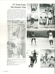 Page 54, 1982 Edition, R L Paschal High School - Panther Yearbook (Fort Worth, TX) online yearbook collection