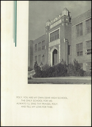 Page 17, 1937 Edition, Polytechnic High School - Parrot Yearbook (Fort Worth, TX) online yearbook collection