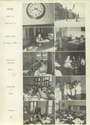 Page 17, 1940 Edition, Polytechnic High School - Parrot Yearbook (Fort Worth, TX) online yearbook collection