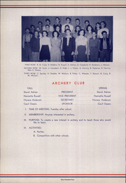 Page 120, 1941 Edition, Polytechnic High School - Parrot Yearbook (Fort Worth, TX) online yearbook collection
