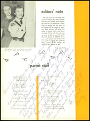 Page 10, 1955 Edition, Polytechnic High School - Parrot Yearbook (Fort Worth, TX) online yearbook collection