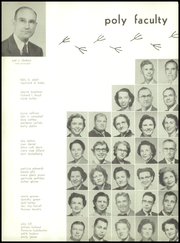 Page 12, 1955 Edition, Polytechnic High School - Parrot Yearbook (Fort Worth, TX) online yearbook collection