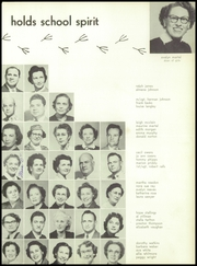Page 13, 1955 Edition, Polytechnic High School - Parrot Yearbook (Fort Worth, TX) online yearbook collection