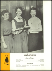 Page 16, 1955 Edition, Polytechnic High School - Parrot Yearbook (Fort Worth, TX) online yearbook collection