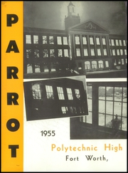 Page 6, 1955 Edition, Polytechnic High School - Parrot Yearbook (Fort Worth, TX) online yearbook collection