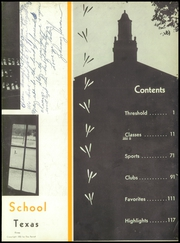 Page 7, 1955 Edition, Polytechnic High School - Parrot Yearbook (Fort Worth, TX) online yearbook collection