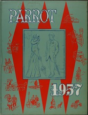 Page 1, 1957 Edition, Polytechnic High School - Parrot Yearbook (Fort Worth, TX) online yearbook collection