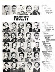 Page 12, 1957 Edition, Polytechnic High School - Parrot Yearbook (Fort Worth, TX) online yearbook collection