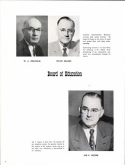 Page 8, 1957 Edition, Polytechnic High School - Parrot Yearbook (Fort Worth, TX) online yearbook collection