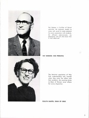 Page 9, 1957 Edition, Polytechnic High School - Parrot Yearbook (Fort Worth, TX) online yearbook collection