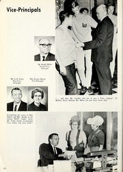 Page 14, 1967 Edition, Polytechnic High School - Parrot Yearbook (Fort Worth, TX) online yearbook collection