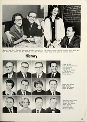 Page 17, 1967 Edition, Polytechnic High School - Parrot Yearbook (Fort Worth, TX) online yearbook collection