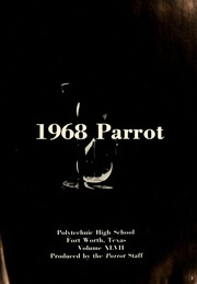 Page 5, 1968 Edition, Polytechnic High School - Parrot Yearbook (Fort Worth, TX) online yearbook collection