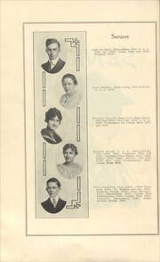 Page 16, 1916 Edition, Pekin High School - Pekinian Yearbook (Pekin, IL) online yearbook collection