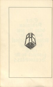 Page 6, 1916 Edition, Pekin High School - Pekinian Yearbook (Pekin, IL) online yearbook collection