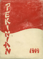 1949 Edition, Pekin High School - Pekinian Yearbook (Pekin, IL)