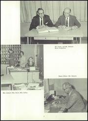 Page 11, 1960 Edition, Pekin High School - Pekinian Yearbook (Pekin, IL) online yearbook collection