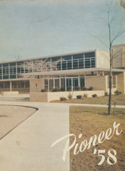 Page 1, 1958 Edition, Dearborn High School - Pioneer Yearbook (Dearborn, MI) online yearbook collection