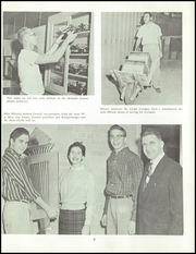 Page 13, 1958 Edition, Dearborn High School - Pioneer Yearbook (Dearborn, MI) online yearbook collection