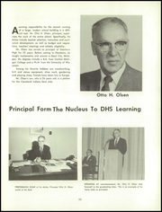 Page 15, 1959 Edition, Dearborn High School - Pioneer Yearbook (Dearborn, MI) online yearbook collection